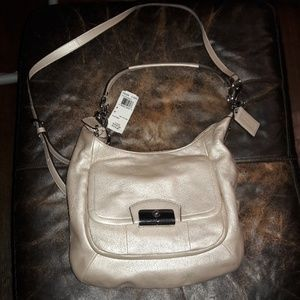 New w/tags Coach Kristin Leather Hobo